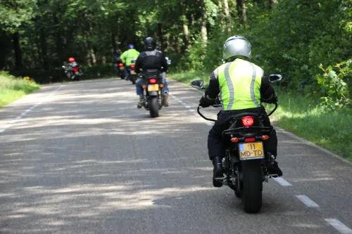 Motorrijbewijspoint Capelle aan den IJssel motor lesplan