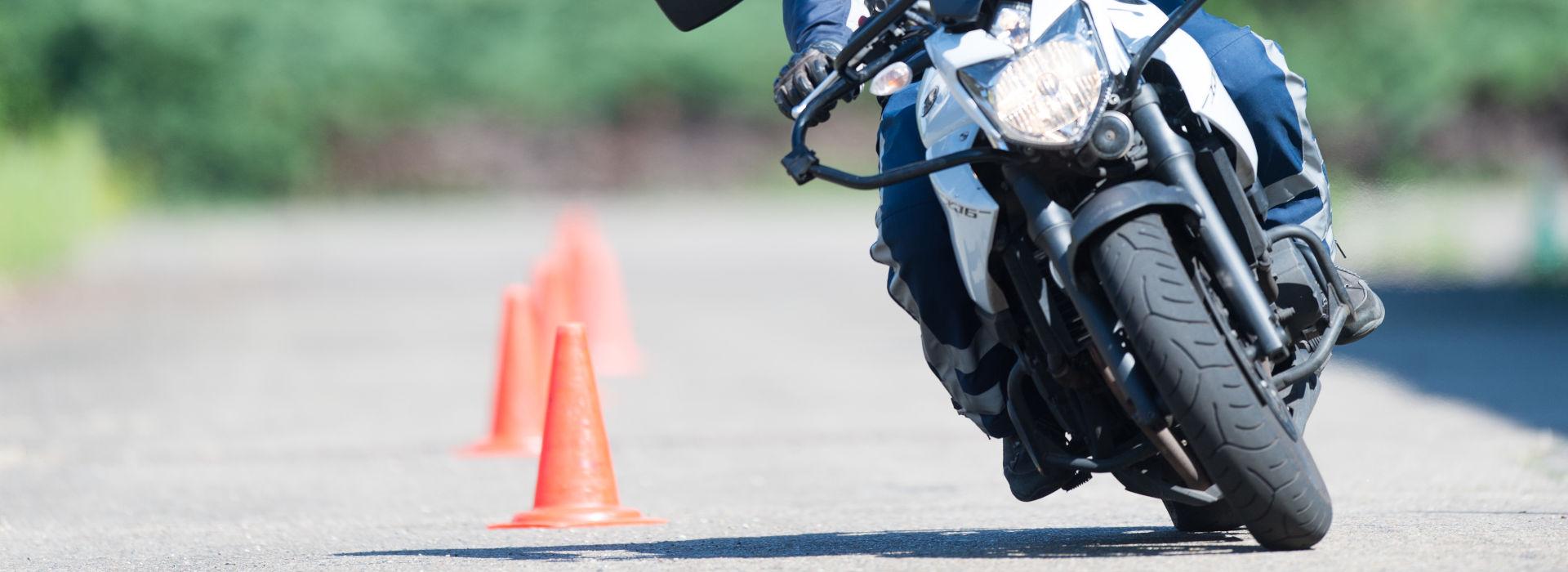 Motorrijbewijspoint Capelle aan den IJssel motor rijvaardigheid