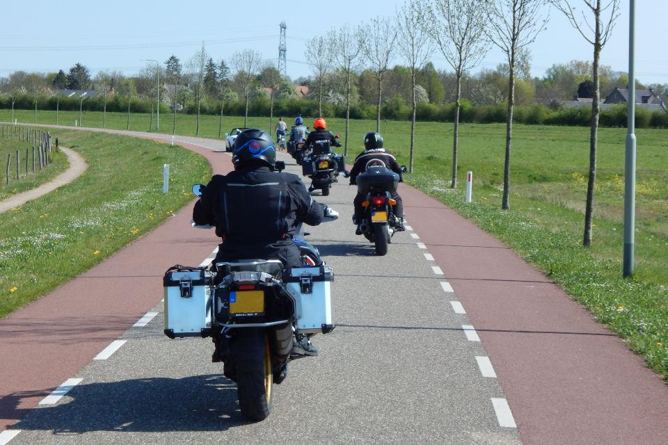 Motorrijbewijspoint Capelle aan den IJssel motorrijlessen