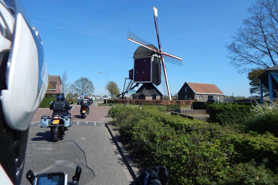 Motorrijbewijspoint Capelle aan den IJssel motorrijlesplan